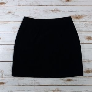 Tracy Evans NYC Black mini skirt